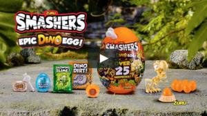 Динозавры Zuru Smashers