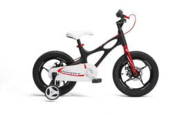 """Велосипед Royal Baby Space Shuttle 14"""" чёрный"""
